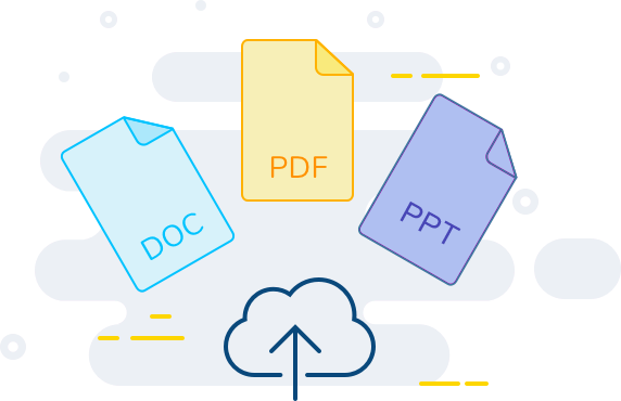Different file formats uploading.